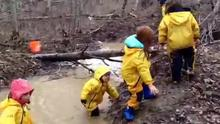 #TBT - Puddle Jumping in the Swamp